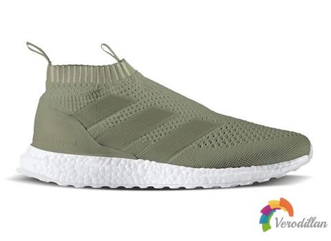 adidas ACE 16+ PURECONTROL UltraBOOST新增Clay配色