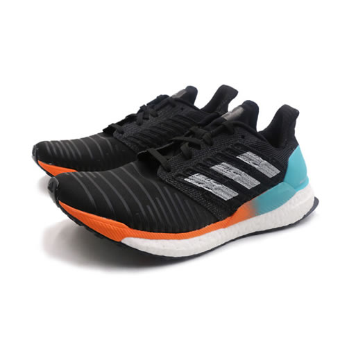 开箱测评:adidas Solar BOOST性能跑鞋