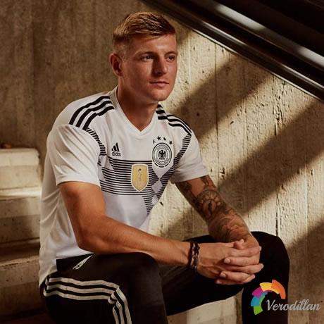 大走复古风:德国国家队2018世界杯主场球衣
