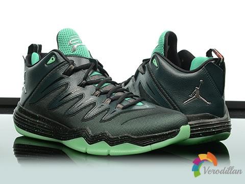 [球鞋测评]Jordan CP3.IX,速度型球员首选