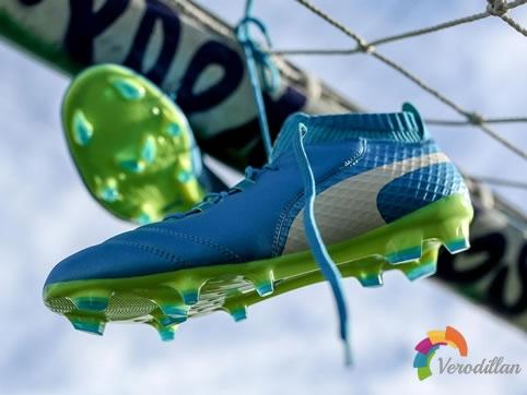 PUMA发布全新蓝/荧光黄配色ONE 17.1足球鞋