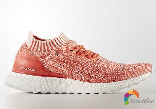 adidas UltraBOOST Uncaged推出Coral女生专属配色