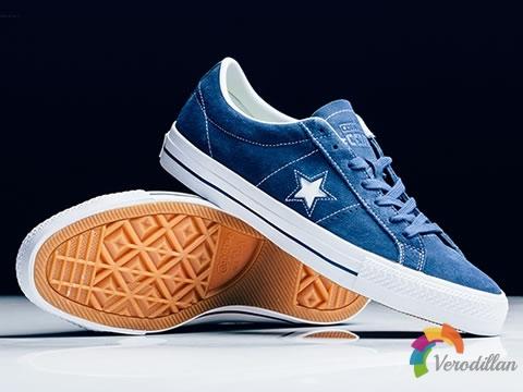 [设计近赏]CONVERSE ONE STAR PRO滑板鞋升级版