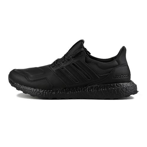阿迪达斯EF0901 UltraBOOST leather男女跑步鞋图1高清图片