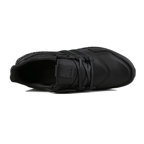 阿迪达斯EF0901 UltraBOOST leather男女跑步鞋图4高清图片
