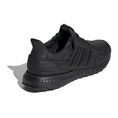 阿迪达斯EF0901 UltraBOOST leather男女跑步鞋图3高清图片