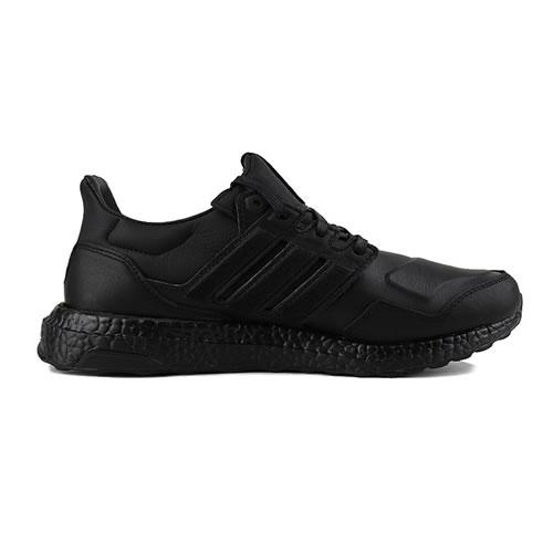 阿迪达斯EF0901 UltraBOOST leather男女跑步鞋图2高清图片