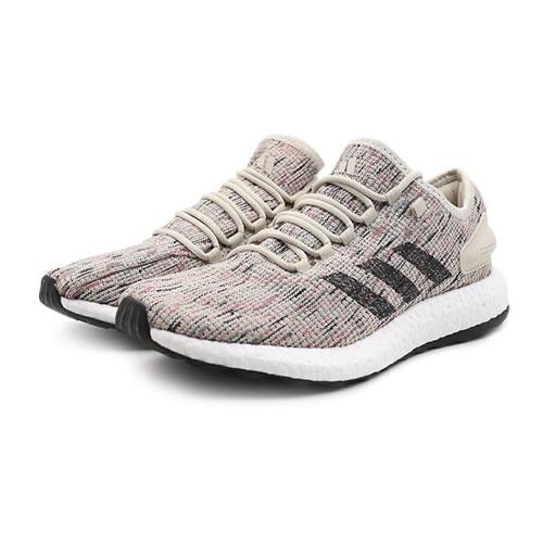 阿迪达斯CM8300 PureBOOST男子跑步鞋图5高清图片
