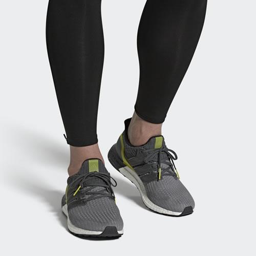 阿迪达斯G54003 UltraBOOST m男子跑步鞋图5高清图片