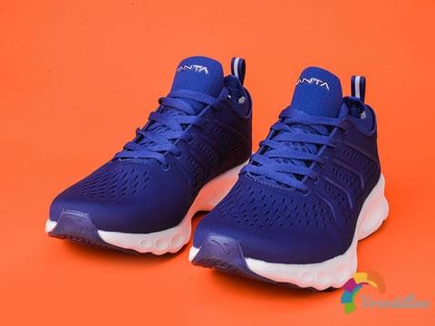 春夏穿着首选:安踏A-FLASHFOAM升级版跑鞋