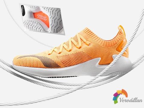 李宁追风专业竞速跑鞋测评,体验追风的实着感