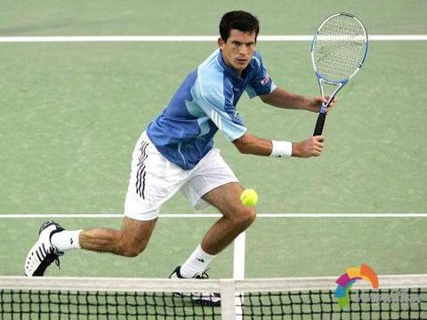 网球网前截击技术要领[网球教学]