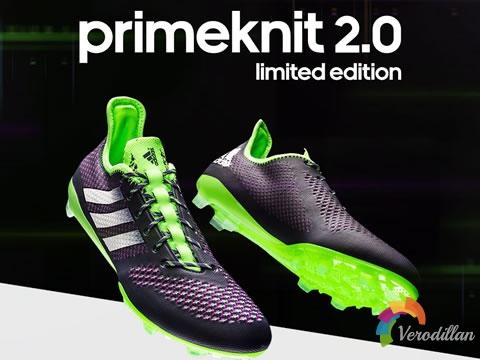 真的非常防水:adidas Primeknit 2.0 FG测评