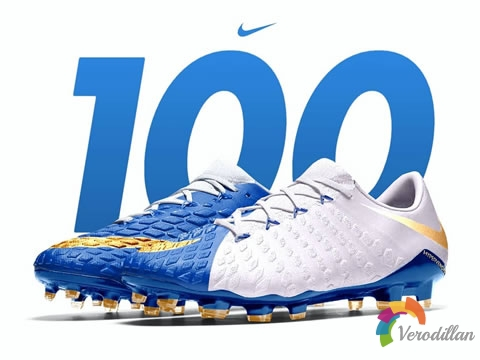 耐克为哈里凯恩推出特别版毒锋足球鞋