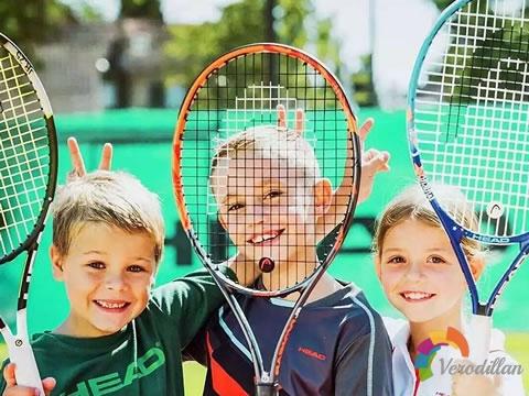 少儿如何选购网球拍,球拍重量和长度是关键