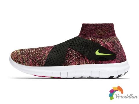 Nike Free Run Motion Flyknit 2017全新配色谍照曝光