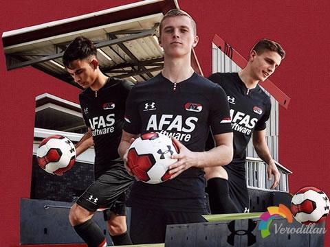 阿尔克马尔官方发布2019/20赛季客场球衣