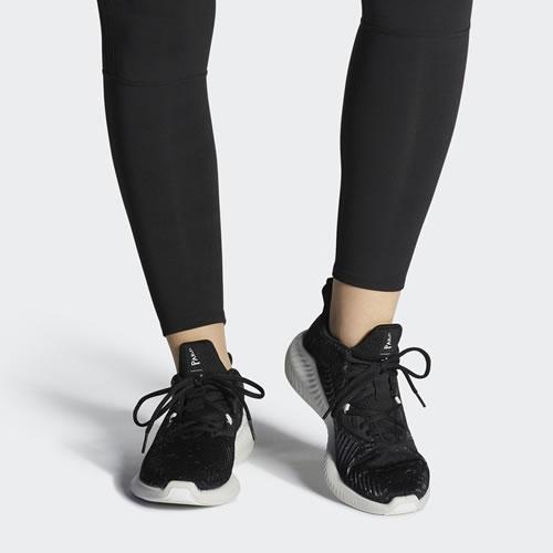 阿迪达斯G28373 alphabounce+ PARLEY w女子跑步鞋图6