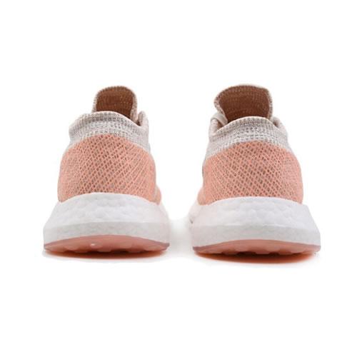 阿迪达斯G54519 PureBOOST GO W女子跑步鞋图2高清图片