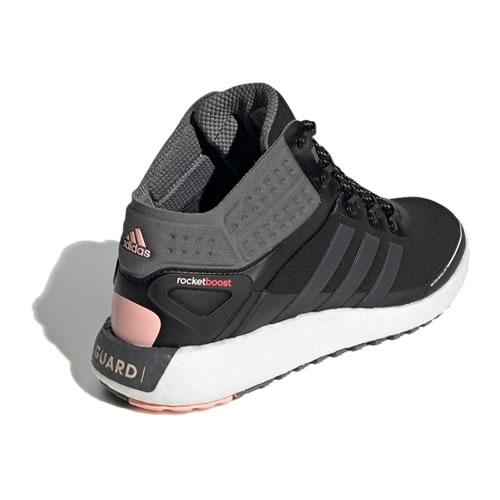 阿迪达斯FV3099 RocketBOOST Mid GUARD w女子跑步鞋图2高清图片