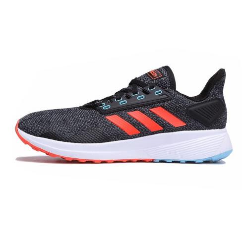 阿迪达斯BB6919 DURAMO 9男女跑步鞋图1高清图片