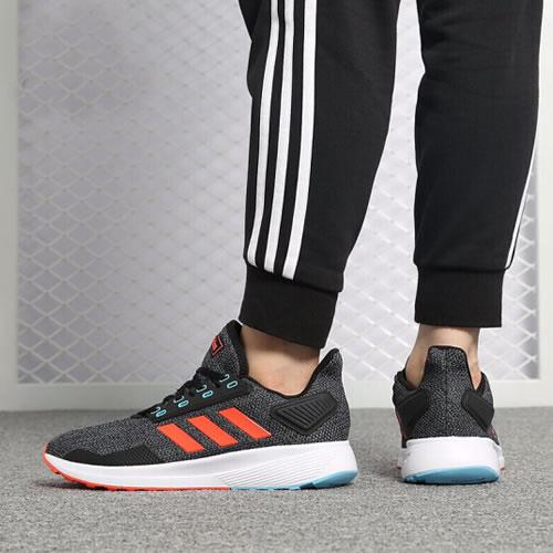 阿迪达斯BB6919 DURAMO 9男女跑步鞋图7