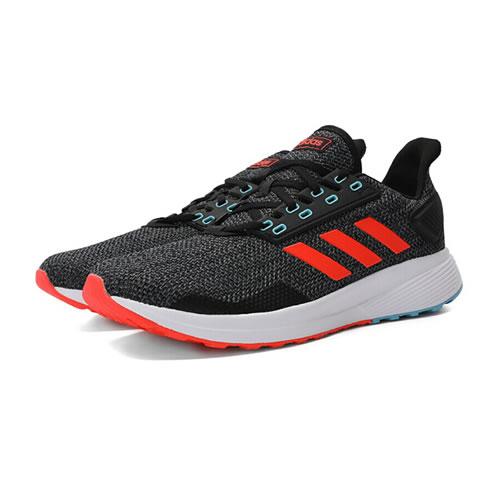 阿迪达斯BB6919 DURAMO 9男女跑步鞋图5高清图片