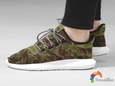 adidas Originals Tubular Shadow Duck Camo抢先预览
