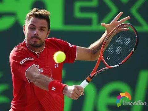 网球单手反拍上旋球动作要领及注意事项