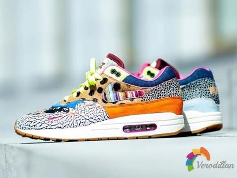 多元素齐聚:Nike Air Max 1新品也可以这样秀配色
