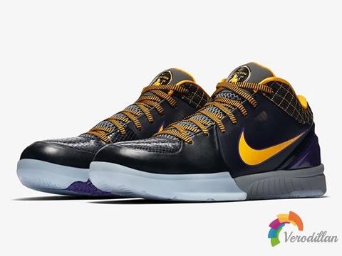 UNDEFEATED x Nike Kobe 4 Protro黑曼巴科比4代上线
