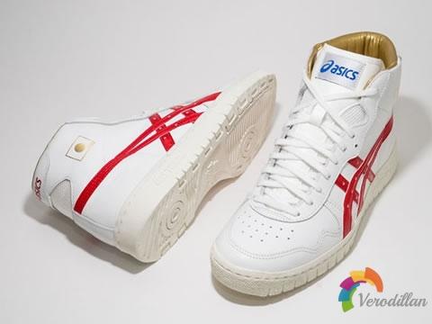 ASICS亚瑟士传奇篮球鞋金太阳限量发售
