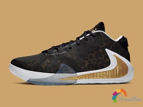 Nike Zoom Freak 1迎来华丽全新配色