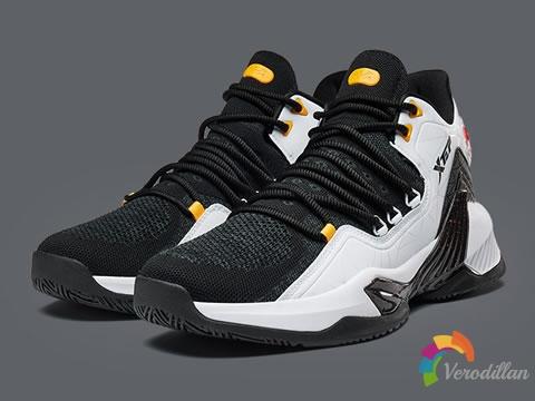 打破传统:特步游云3代战靴,脚感不输AJ