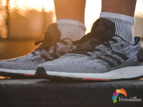 传统跑鞋速度的体验:adidas PureBOOST DPR测评