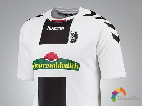Hummel发布弗赖堡2016/17赛季主客场球衣