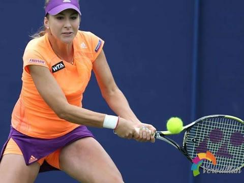 网球三大发球上网战术及常用击球方法图1