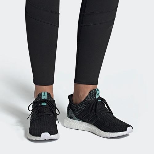 阿迪达斯F36191 UltraBOOST PARLEY W女子跑步鞋图5高清图片