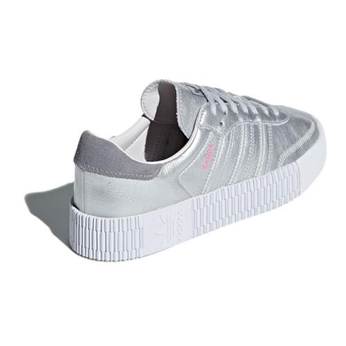 阿迪达斯D96769 SAMBAROSE W女子运动鞋图3高清图片