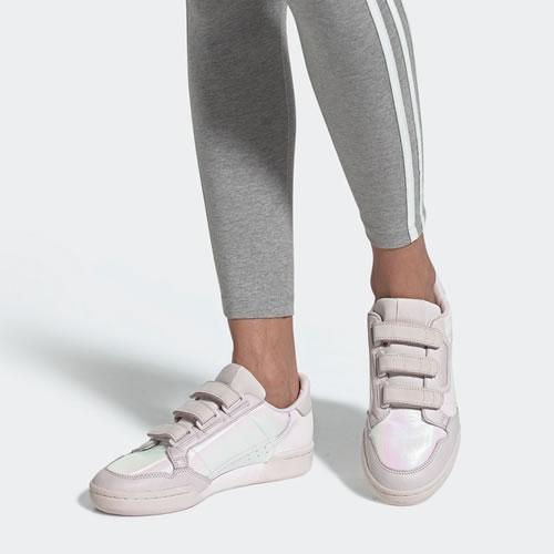 阿迪达斯EE7147 CONTINENTAL 80 W STRAP女子运动鞋图6