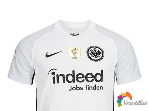 法兰克福2017/18赛季德国杯决赛特别版球衣