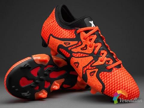 adidas X15+ Primeknit橙黑配色性能测评