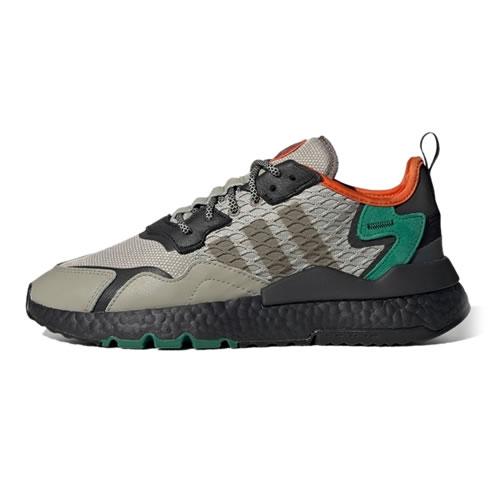 阿迪达斯EE5569 NITE JOGGER男女运动鞋