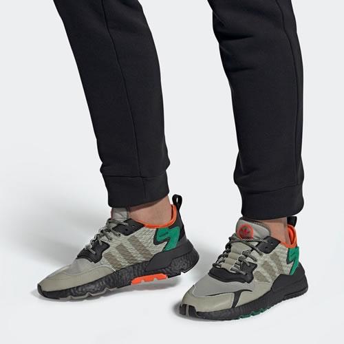 阿迪达斯EE5569 NITE JOGGER男女运动鞋图6