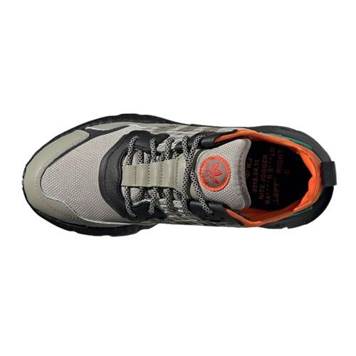 阿迪达斯EE5569 NITE JOGGER男女运动鞋图4高清图片