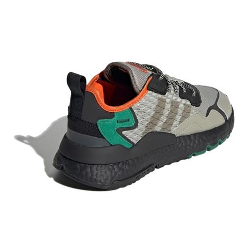 阿迪达斯EE5569 NITE JOGGER男女运动鞋图3高清图片