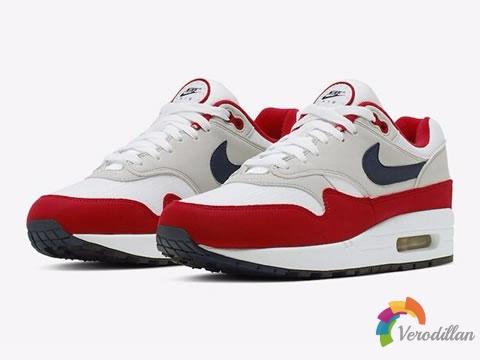 经典来袭:Nike Air Max 1美国独立日配色