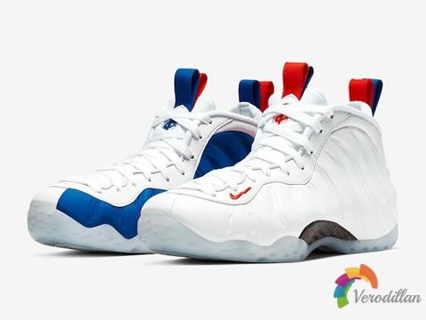 Nike Air Foamposite Pro One USA,诠释美国国旗配色