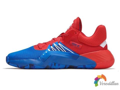 adidas D.O.N. Issue #1米切尔首款战靴曝光