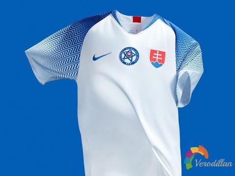 [细节简评]斯洛伐克国家队2018主客场球衣